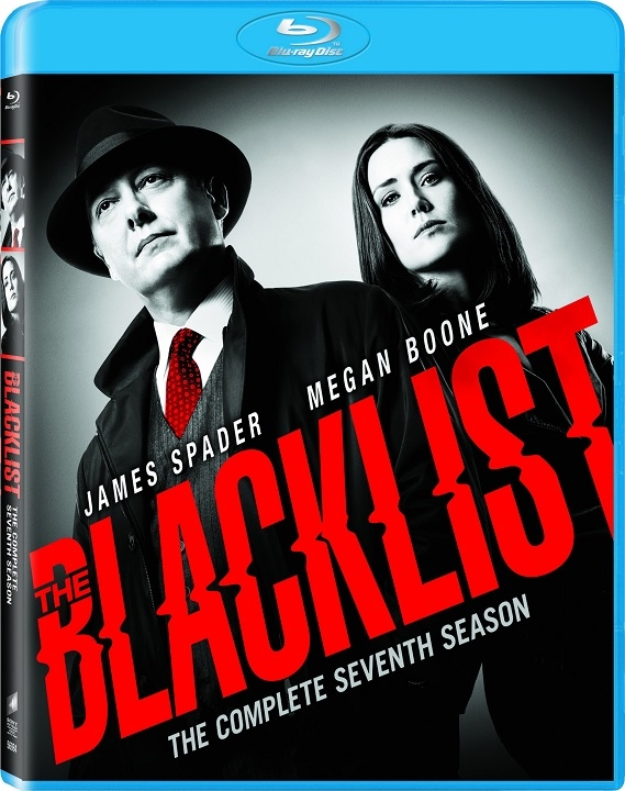 The Blacklist: The Complete Seventh Season (Blu-ray)(Region A)(Pre-order / Aug 11)