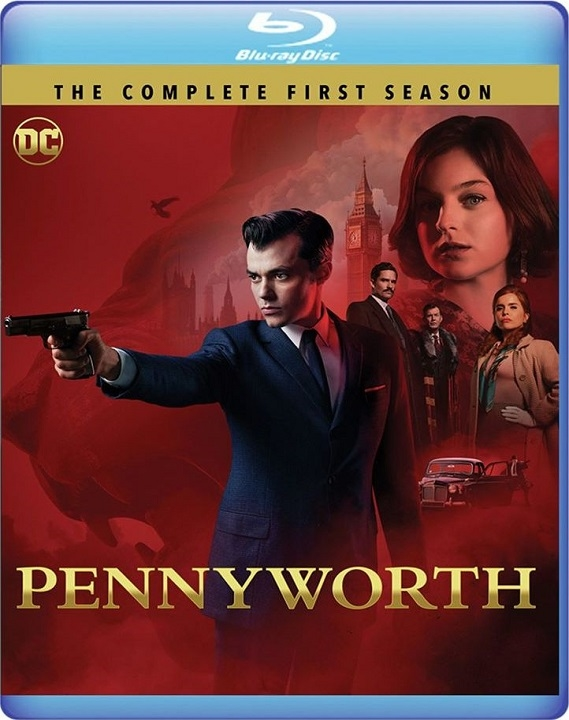 Pennyworth: The Complete First Season (Blu-ray)(Region Free)