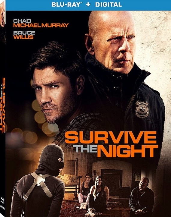 Survive the Night (Blu-ray)(Region A)