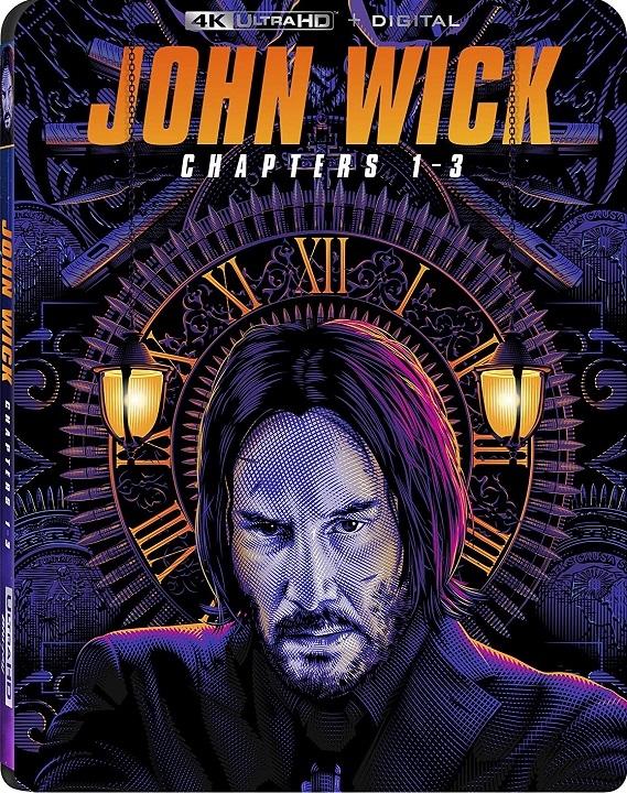 John Wick Triple Feature in 4K Ultra HD Blu-ray at HD MOVIE SOURCE