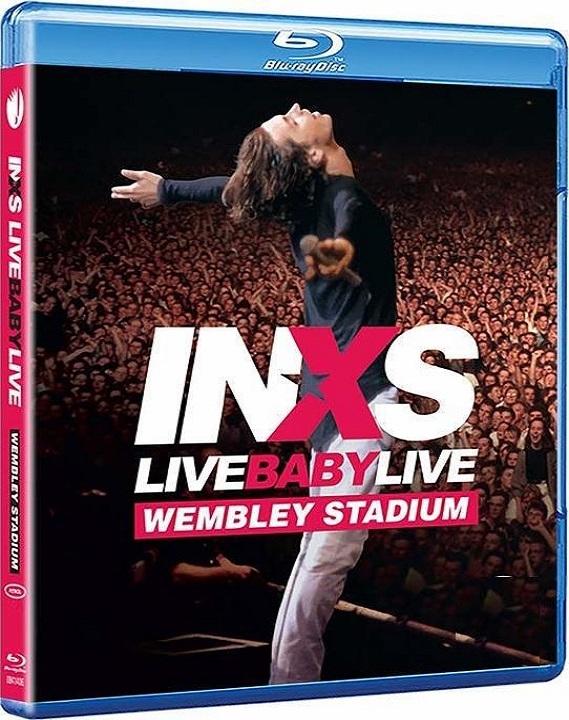 INXS: Live Baby Live at Wembley Stadium (Blu-ray)(Region Free)