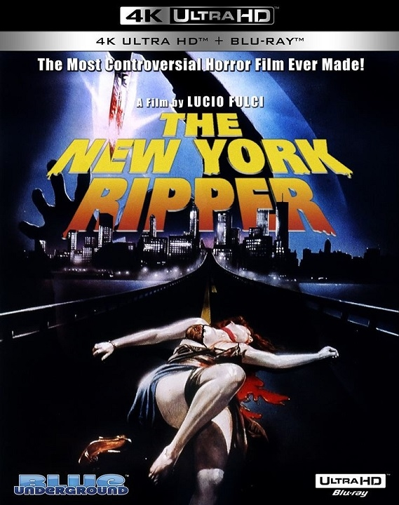 The New York Ripper in 4K Ultra HD Blu-ray at HD MOVIE SOURCE
