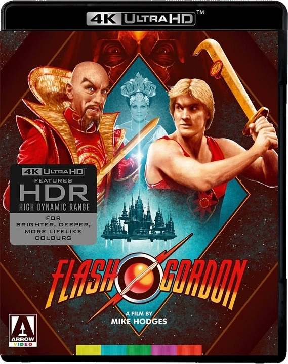 Flash Gordon in 4K Ultra HD Blu-ray at HD MOVIE SOURCE