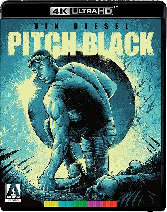 Pitch Black in 4K Ultra HD Blu-ray at HD MOVIE SOURCE