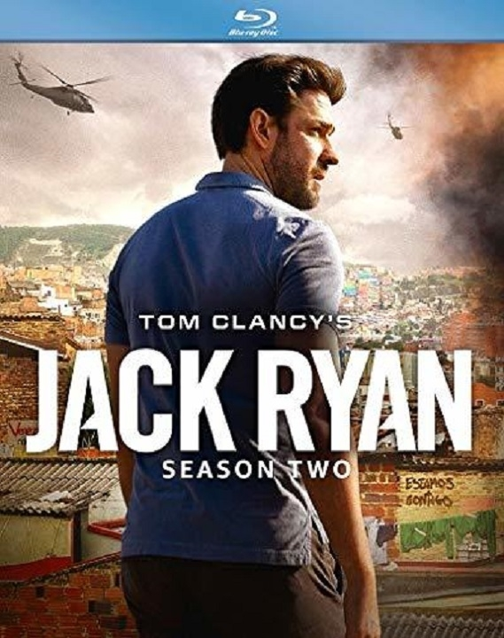 Tom Clancy's Jack Ryan: Season Two (Blu-ray)(Region A)