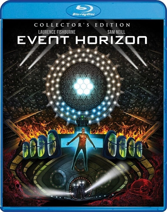 Event Horizon (Blu-ray)(Region A)(Pre-order / Sep 29)