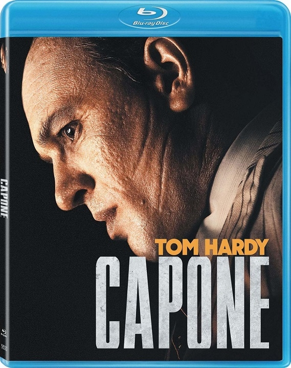 Capone (Blu-ray)(Region A)