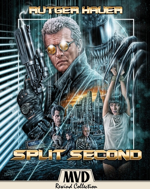 Split Second (Rewind Collection)(Blu-ray)(Region A)(Pre-order / Aug 11)