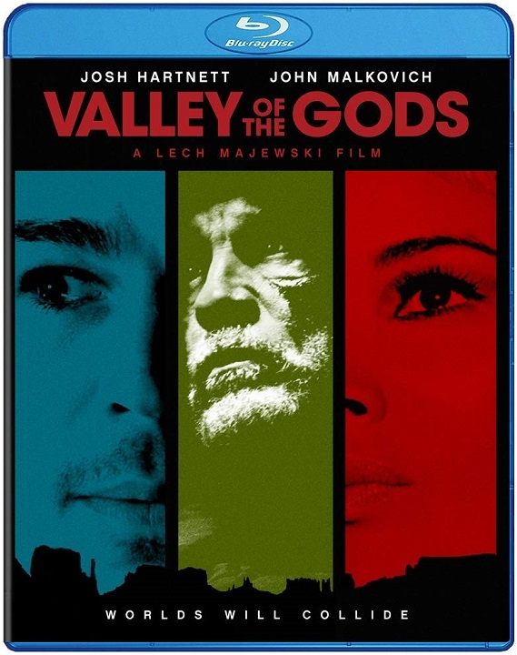 Valley of the Gods (Blu-ray)(Region Free)(Pre-order / Aug 11)