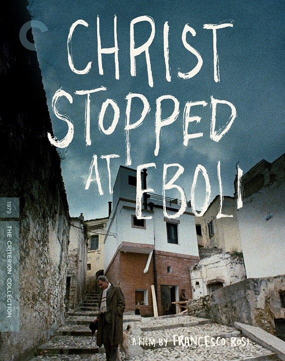 Christ Stopped at Eboli (The Criterion Collection)(Blu-ray)(Region A)(Pre-order / Sep 22)