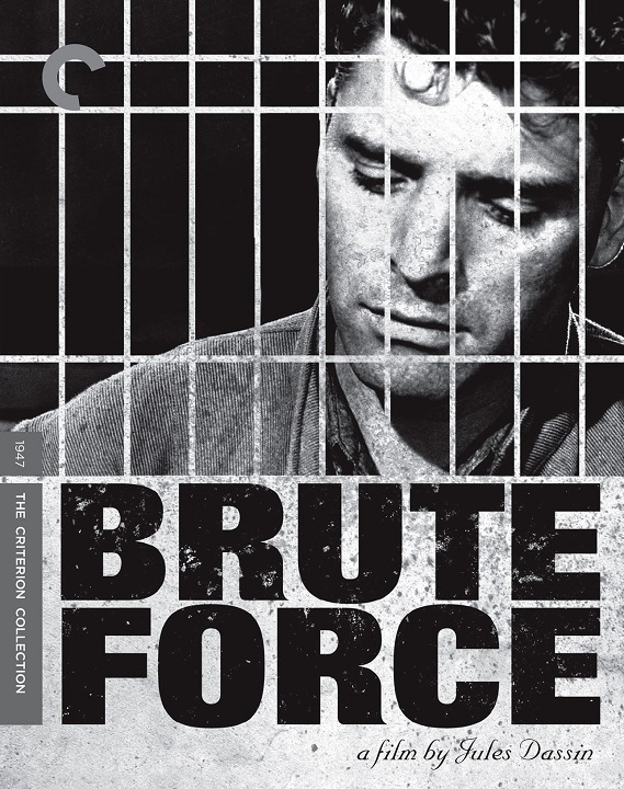 Brute Force (The Criterion Collection)(Blu-ray)(Region A)(Pre-order / Sep 8)