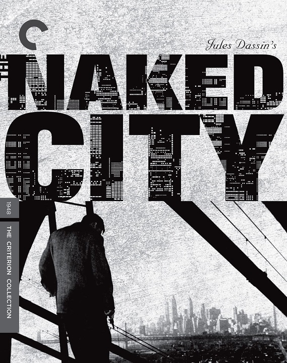 The Naked City (The Criterion Collection)(Blu-ray)(Region A)
