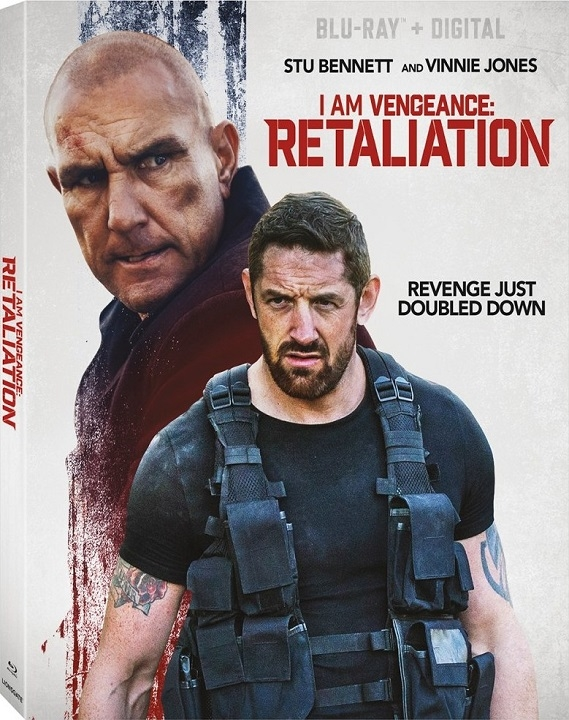 I Am Vengeance: Retaliation (Blu-ray)(Region A)