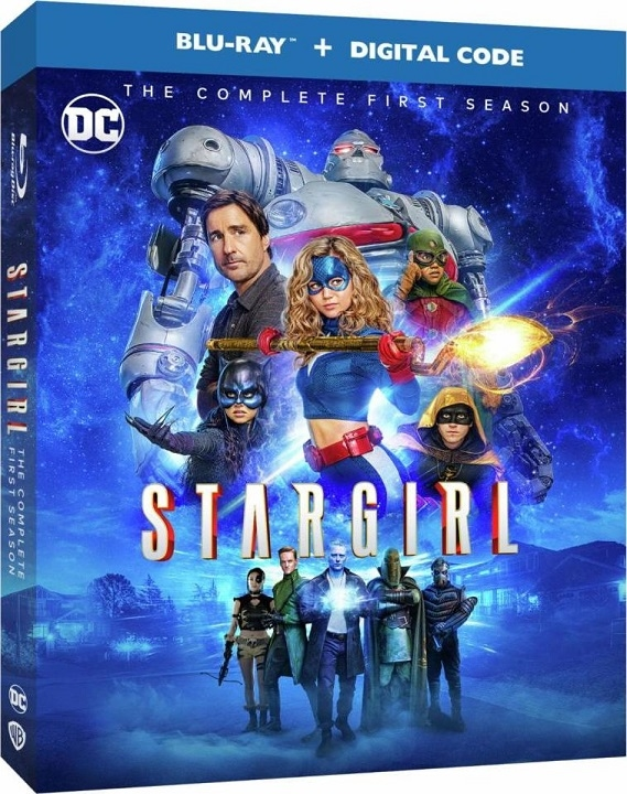 Stargirl: The Complete First Season Blu-ray