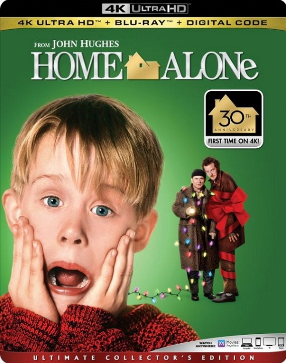 Home Alone in 4K Ultra HD Blu-ray at HD MOVIE SOURCE