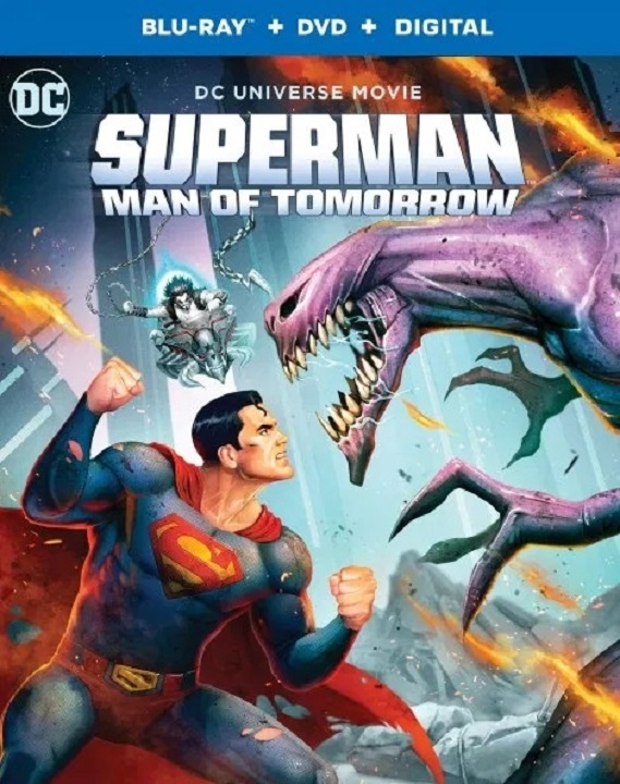 Superman: Man of Tomorrow (Blu-ray)(Region Free)