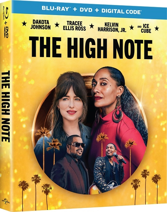 The High Note (2020) Blu-ray