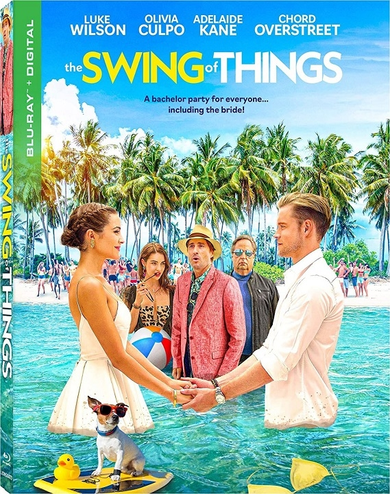 The Swing of Things (Blu-ray)(Region A)