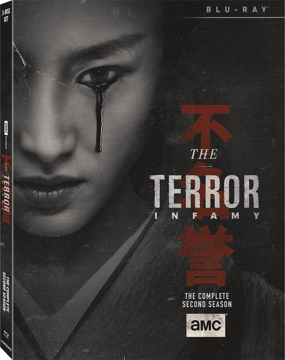 The Terror: Infamy (Season 2)(Blu-ray)(Region A)