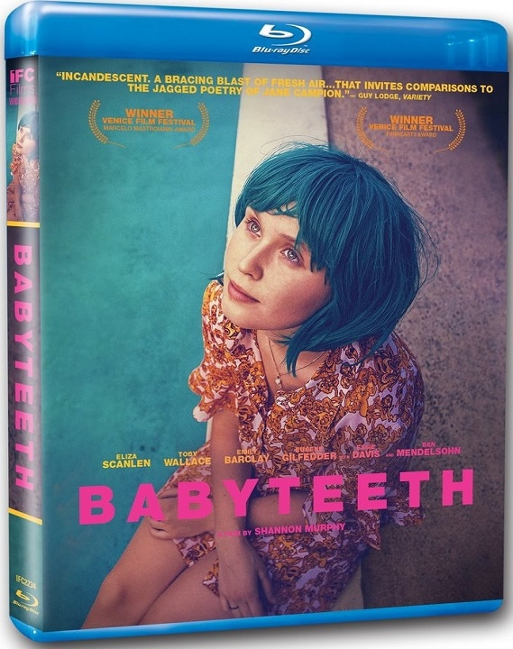 Babyteeth (Blu-ray)(Region A)