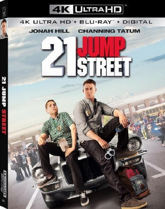 21 Jump Street in 4K Ultra HD Blu-ray at HD MOVIE SOURCE