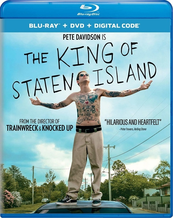 The King of Staten Island (2020) Blu-ray