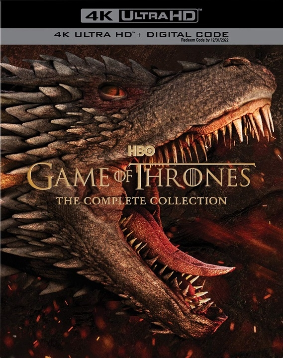 Game of Thrones Complete in 4K Ultra HD Blu-ray at HD MOVIE SOURCE