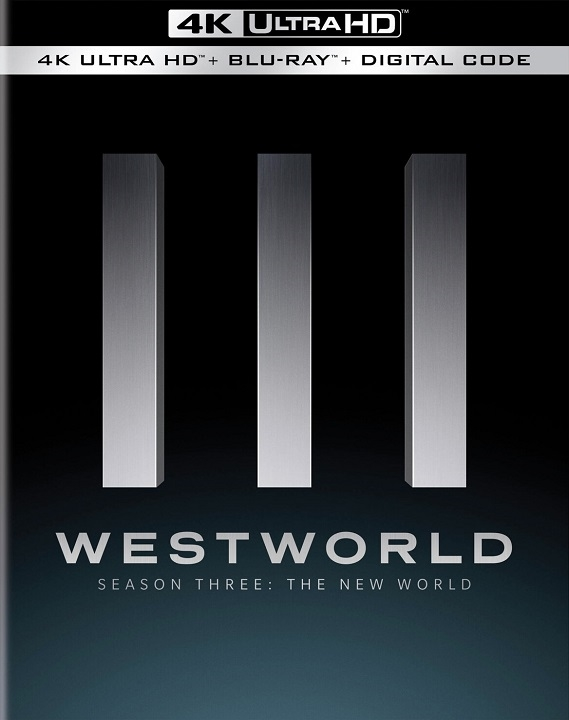 Westworld Season Three in 4K Ultra HD Blu-ray at HD MOVIE SOURCE
