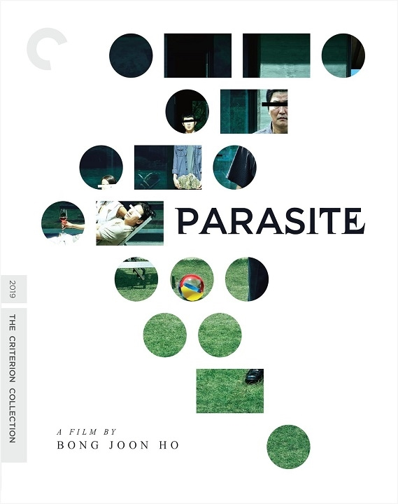 Parasite (DigiPack)(The Criterion Collection)(Blu-ray)(Region A)