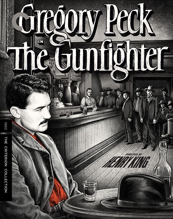 The Gunfighter (The Criterion Collection)(Blu-ray)(Region A)