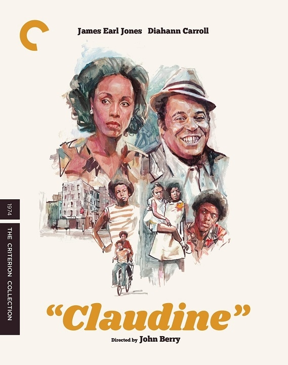 Claudine (The Criterion Collection)(Blu-ray)(Region A)