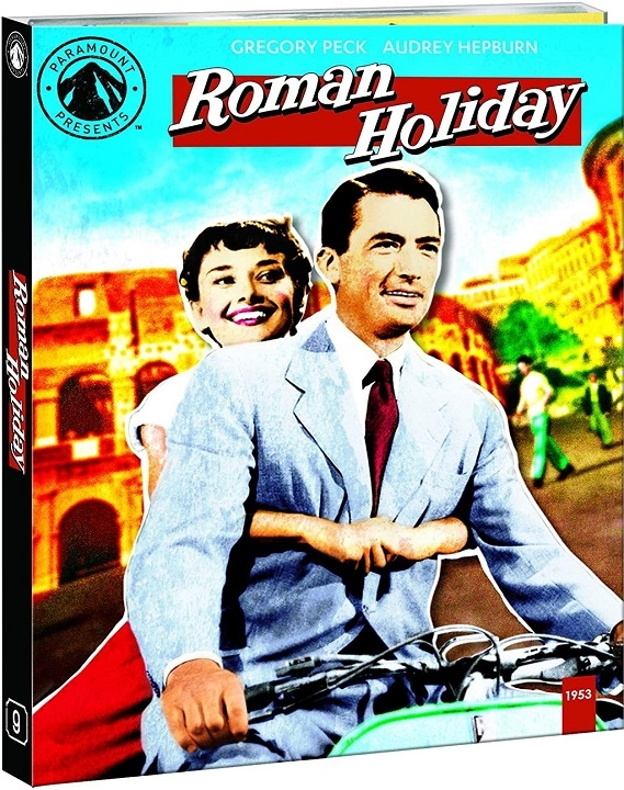 Roman Holiday (Paramount Presents)(Blu-ray)(Region Free)