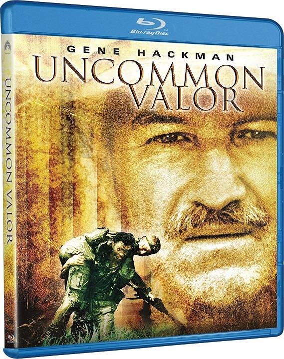 Uncommon Valor (Blu-ray)(Region Free)