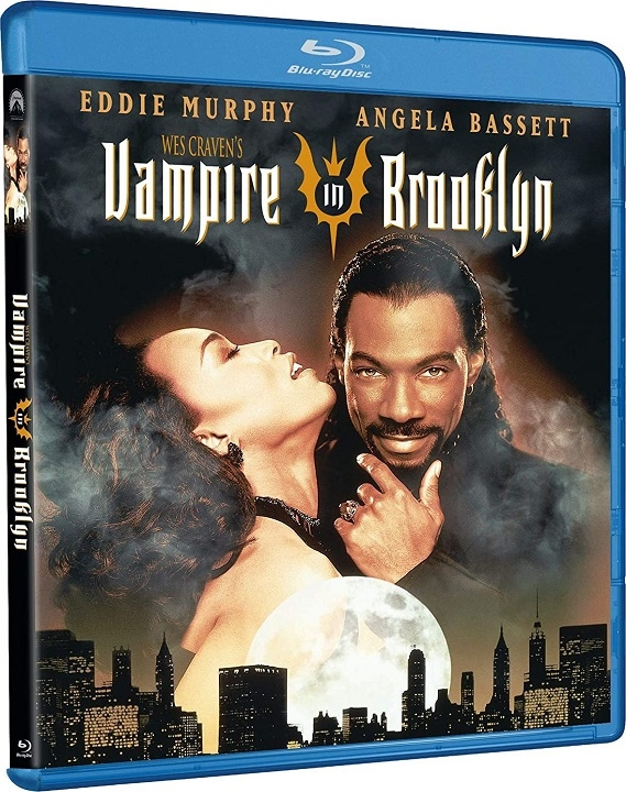 Vampire in Brooklyn (Blu-ray)(Region Free)