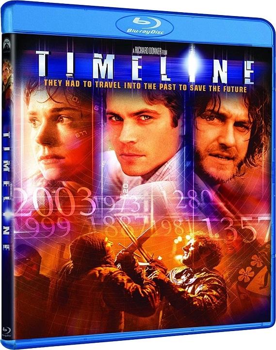 Timeline (Blu-ray)(Region Free)