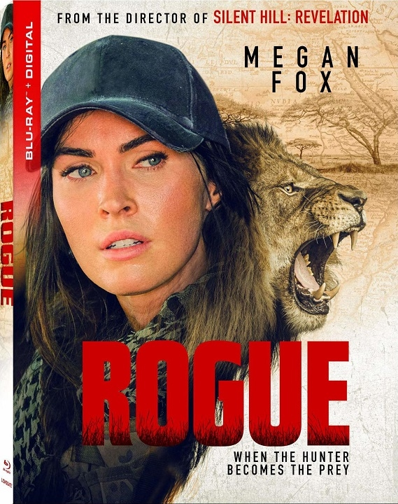 Rogue (Blu-ray)(Region A)(Pre-order / Sep 1)