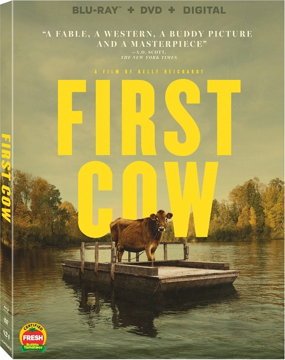 First Cow (Blu-ray)(Region A)