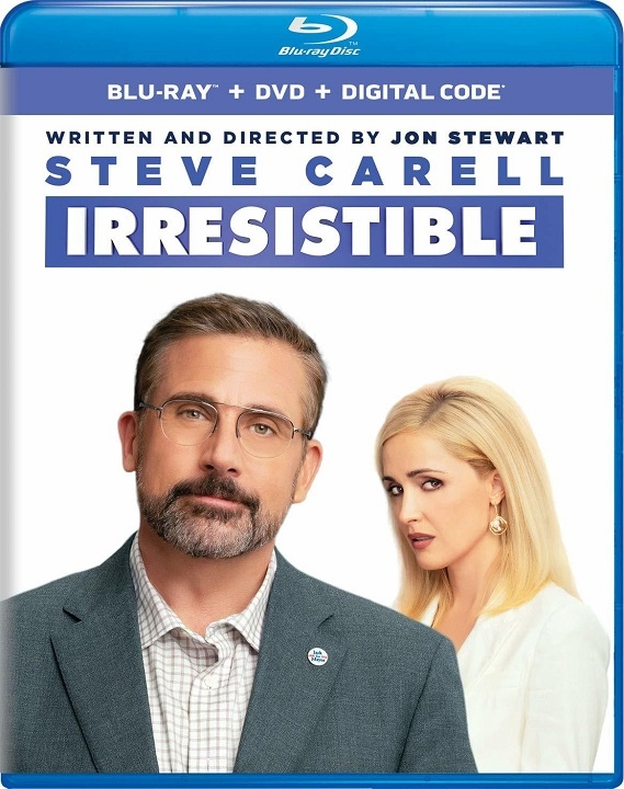 Irresistible (2020) Blu-ray