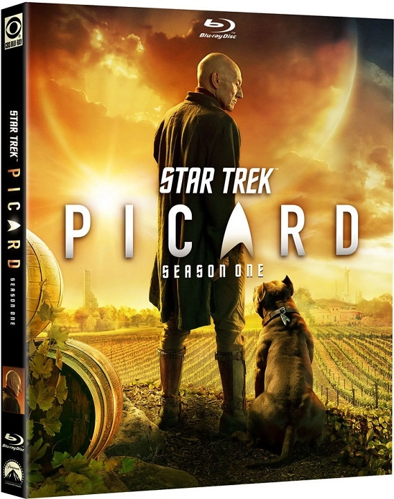 Star Trek: Picard - Season One (Blu-ray)(Region A)