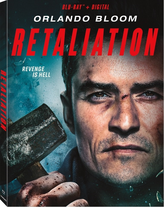 Retaliation (Blu-ray)(Region A)