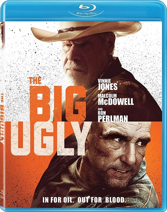 The Big Ugly (Blu-ray)(Region A)
