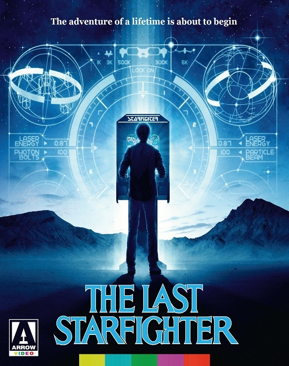 The Last Starfighter (Blu-ray)(Region A)(Pre-order / Oct 13)