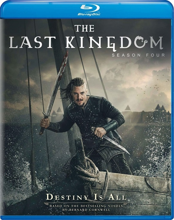 The Last Kingdom: Season Four (Blu-ray)(Region A)
