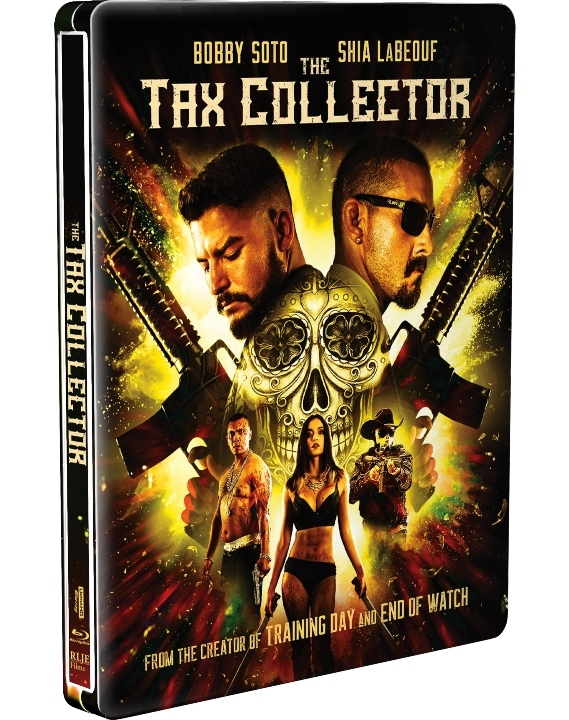 The Tax Collector 4K Ultra HD Blu-ray
