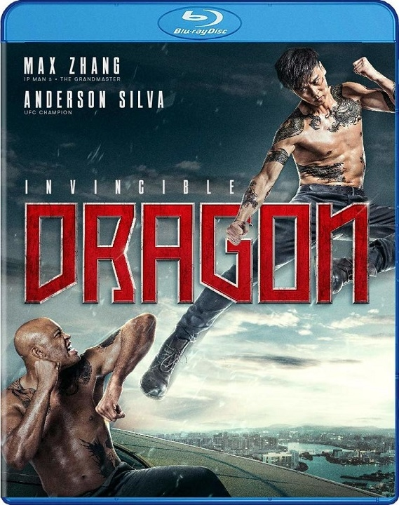 The Invincible Dragon (Blu-ray)(Region Free)