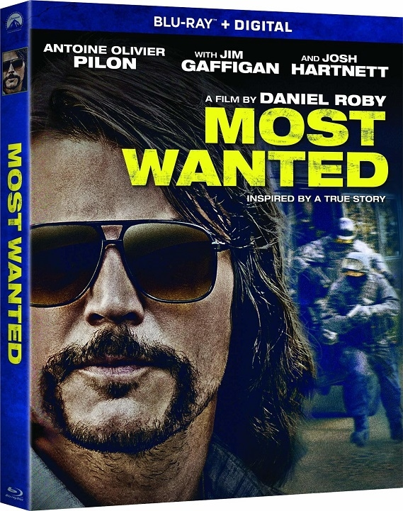 Most Wanted (Blu-ray)(Region A)