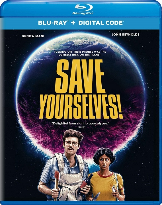 Save Yourselves! (Blu-ray)(Region A)
