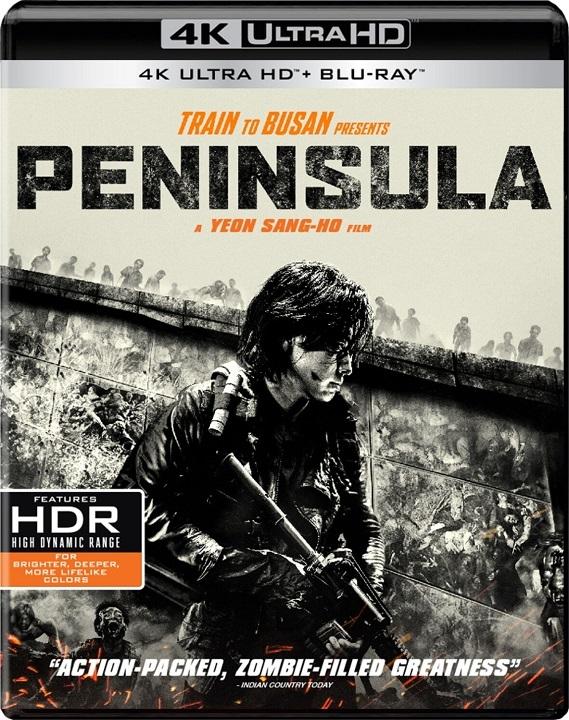 Train to Busan Peninsula in 4K Ultra HD Blu-ray at HD MOVIE SOURCE