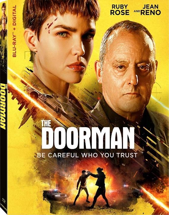 The Doorman (Blu-ray)(Region A)(Pre-order / Oct 13)
