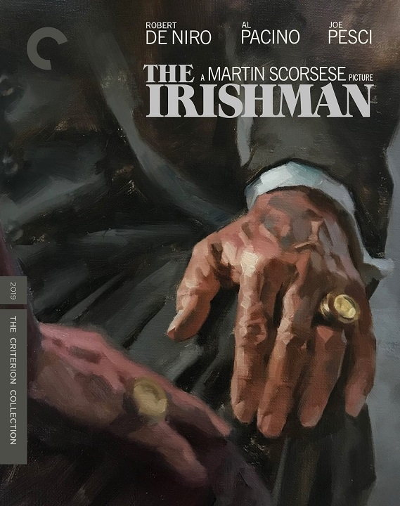 The Irishman (The Criterion Collection)(Blu-ray)(Region A)